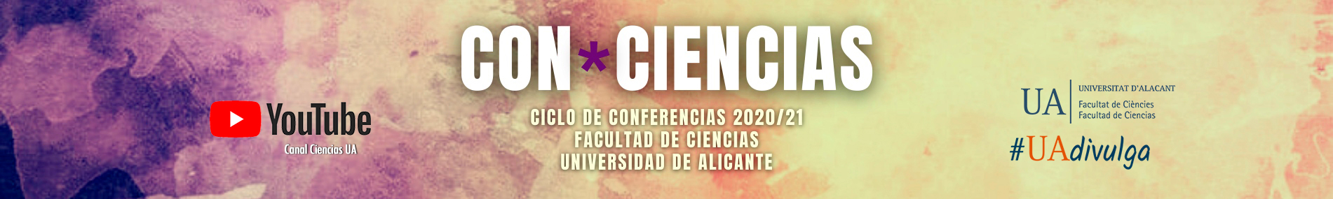 Ciclo de conferencias CON*CIENCIAS